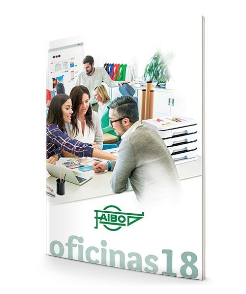 Catálogo Oficinas 2018