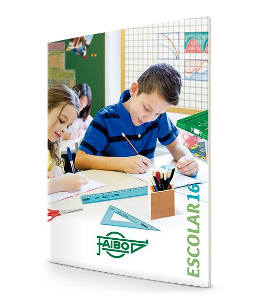 Catálogo Escolar 2016