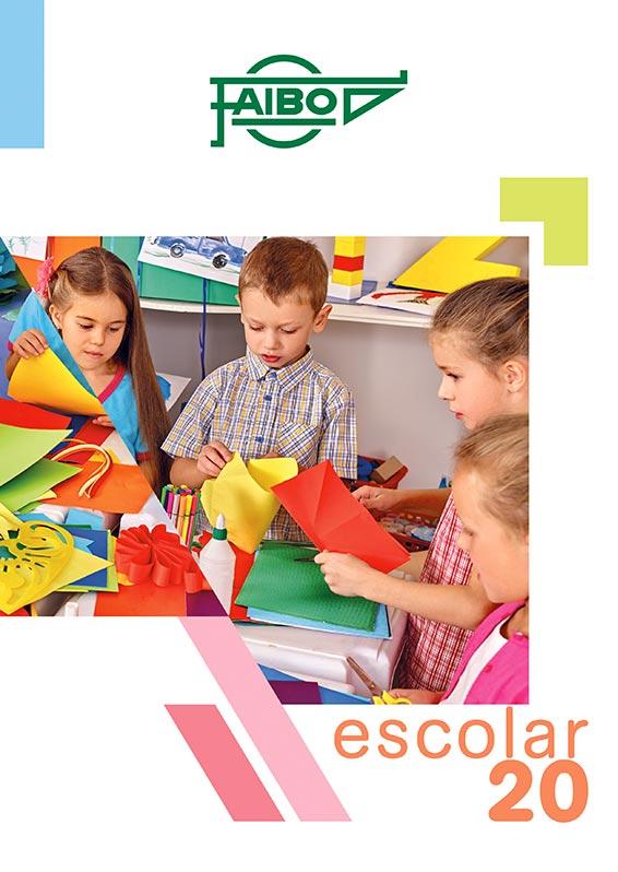 Catálogo Escolar 2020 - Faibo