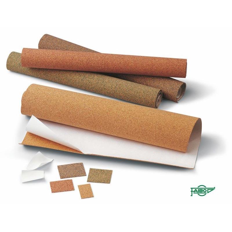 Rollos de corcho adhesivo para manualidades faibo - Rollo de corcho ...